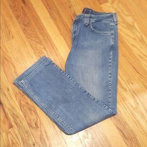 NYDJ Straight Leg Jean